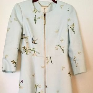 fd2330297c6194 Ted Baker Jackets   Coats - Ted Baker Spring Meadow Trench Coat